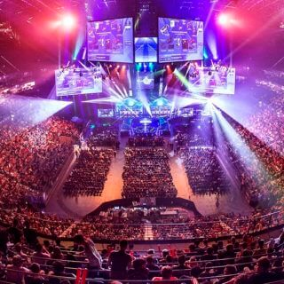ESL one cologne crowd